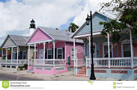key west cottages on key west cottages stock image image of caribbean