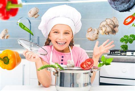 imagenes niños cocinando cocina infantil 10 recetas para ni 241 os que hacen que