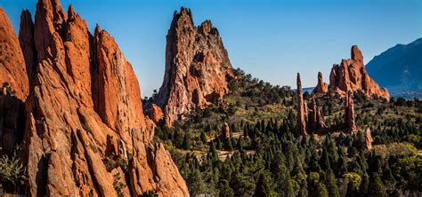 Garden Of The Gods Garden Of The Gods Colorado Springs Roadtrippers