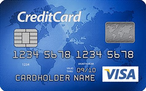 Credit Card Template Visa Pci Support Package Program