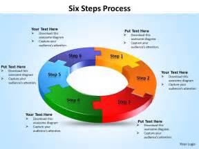 six steps process powerpoint slides templates powerpoint