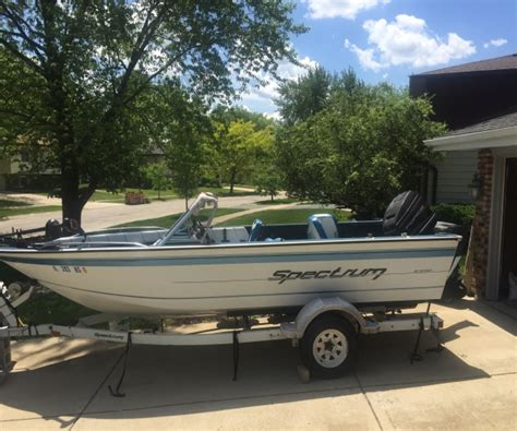 spectrum boats spectrum new and used boats for sale