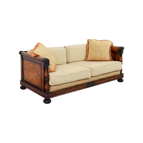 wooden framed sofas 81 off traditional wooden framed sofa sofas