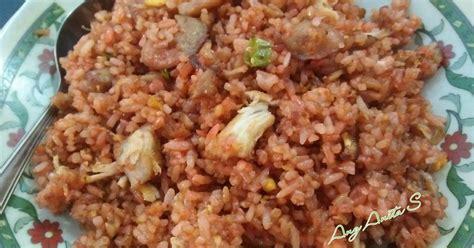 resep nasi goreng surabaya enak  sederhana cookpad
