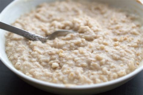 instant pot steel cut oats lefty spoon