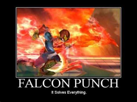 Falcon Punch Meme - falcon punch sound effect youtube