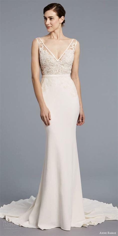 Best 25  Sheath wedding gown ideas on Pinterest   Designer