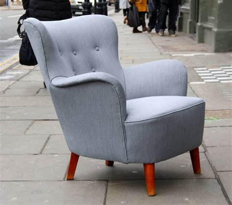small scale armchairs beautiful grey small scale wingback armchair at 1stdibs