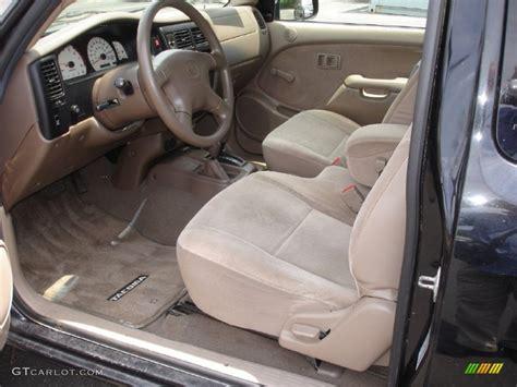 2004 Toyota Tacoma Interior by Oak Interior 2004 Toyota Tacoma Xtracab 4x4 Photo