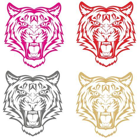 Motorhauben Aufkleber Tribal by Autoaufkleber Tribal Tiger Auto Aufkleber Sticker