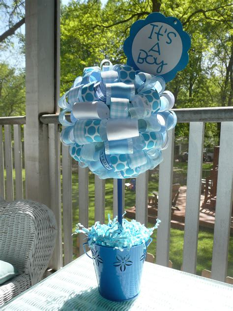 Blue Baby Shower Decorations Best Baby Decoration Ideas For Centerpieces For Baby Shower