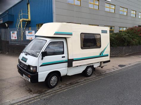 Roma Home daihatsu hijet romahome 2 berth in brighouse west