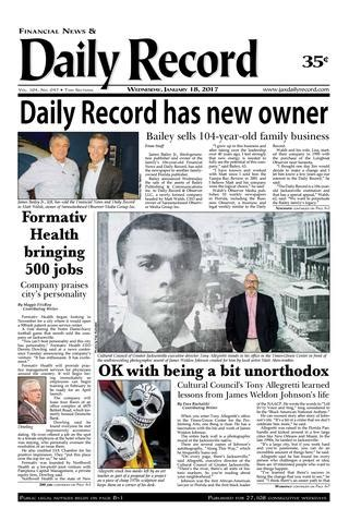 matt walsh observer media group 20170118 by daily record observer llc issuu