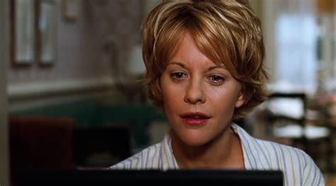 meg ryan in youve got mail haircut modern grace you ve got mail kathleen kelly in the shop