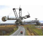 CONSTRUCTION EQUIPMENT KRUPP BAGGER 288 WORLDS LARGEST TRENCHER