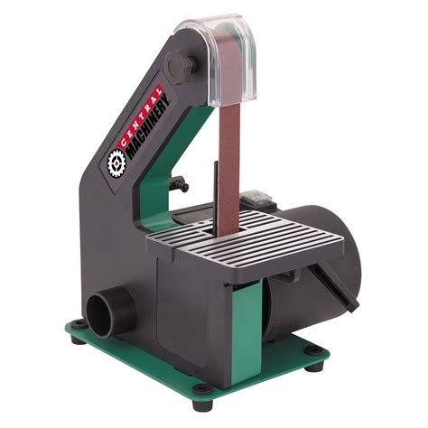 bench belt sander 1 in x 30 in belt sander