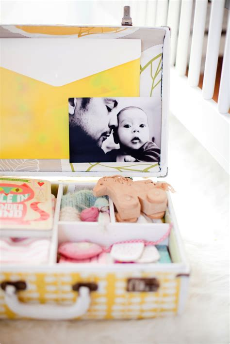 Handmade Baby Keepsake Box - diy keepsake memory box in handmade for baby this
