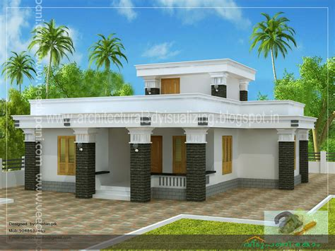 kerala home design software budget house plans 970 square feet 2 bedroom kerala single