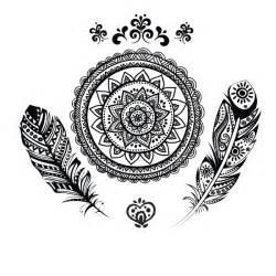 mandala tattoos png transparent images png
