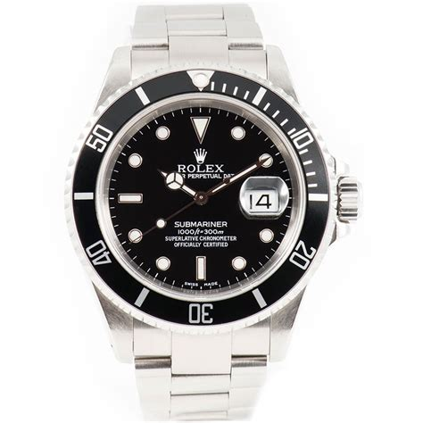s pre owned rolex 116610ln francis gaye