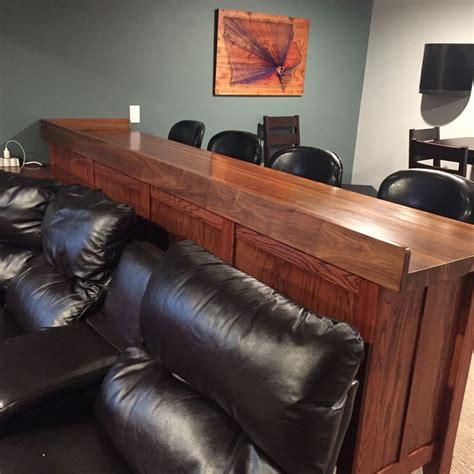 bar behind sofa best 25 bar behind couch ideas on pinterest bar table