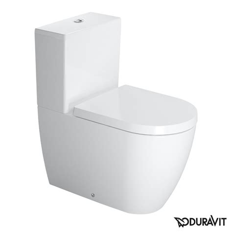 toilette starck duravit me by starck toilet suite just bathroomware
