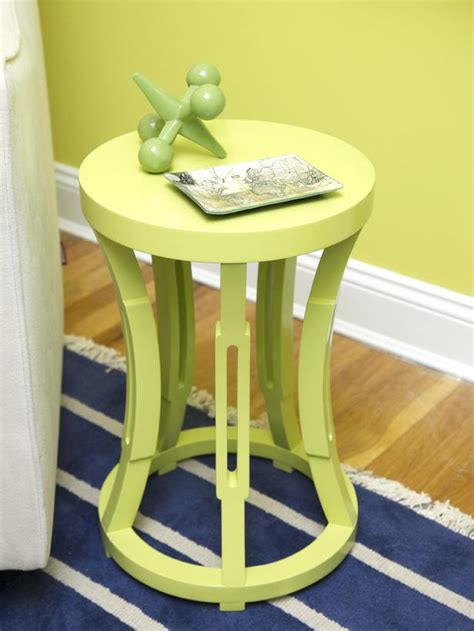 Nursery Side Table Contemporary Room Photos Hgtv