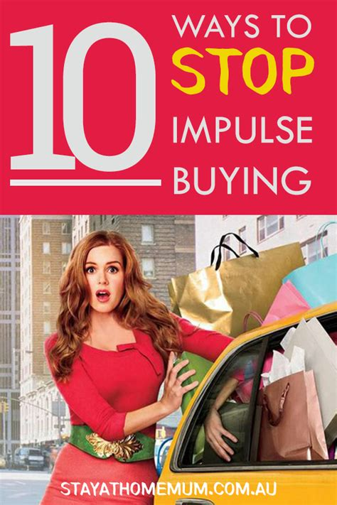 Tips To Stop Impulse Buying by 10 Ways To Stop Impulse Buying