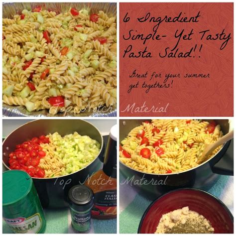 easy pasta salad recipe top notch mom 36 best client heinz images on pinterest party