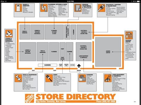 image gallery home depot store listing