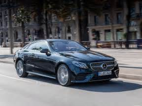 re mercedes e class coupe review page 1 general