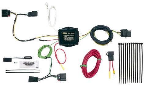 towing solution 11142175 trailer wire harness ebay