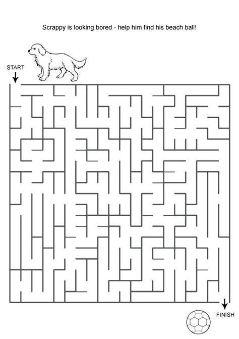 6 best images of big printable mazes free printable exquisite maze game for kid best 25 ideas on pinterest
