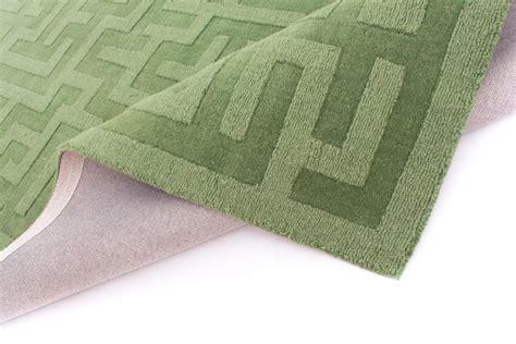 angora rug wool rug kalam 225 ta green green rugs