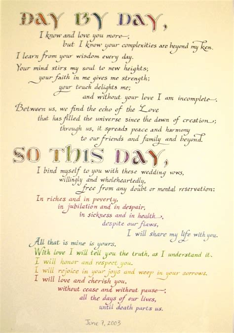 File:Wedding Vow Ketubah   Wikimedia Commons