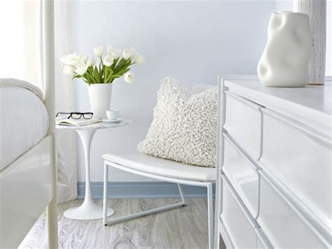 all white bedrooms pictures photos hgtv