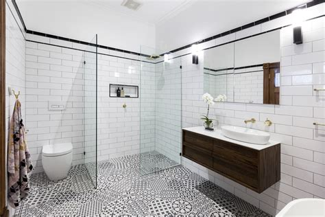 pictures in bathroom the hottest bathroom trends right now according to dea jolly