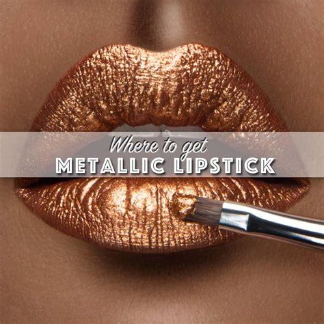 Lipstik Golden metallic gold lipstick www pixshark images