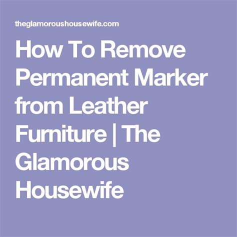 How To Remove Pen Marks From Leather Sofa 17 Best Images About For The House On Diy Countertops How To Paint And Summer Wreath