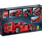 LEGO Propose De Construire Une Ferrari F40