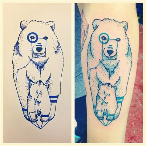 ursa major tattoo 17 best ideas about ursa major on big dipper