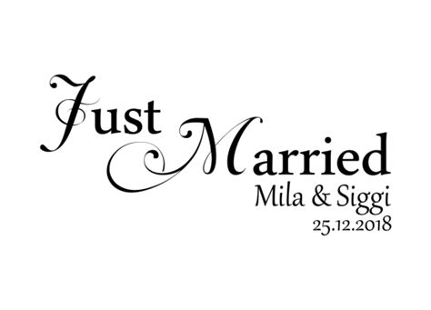 Kleine Aufkleber Hochzeit by Autoaufkleber Hochzeit Mister And Misses Und Kleiner Miss