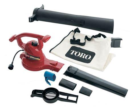 toro ultra 12 electric yard sweep leaf blower vacuum