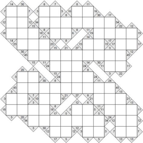 printable sum sudoku download kakuro 12 x 12 puzzle 4 kakuro 12 x 12 to print and download