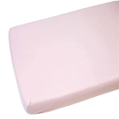 Cot Bed Mattress Fitted Sheets by 2x Cot Bed Fitted Sheets 100 Cotton Pink