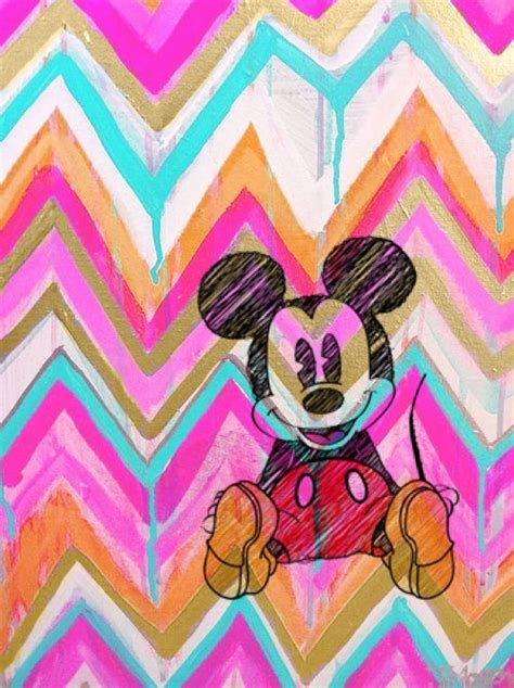 girly disney wallpaper mickey mouse image 2202220 by maria d on favim com
