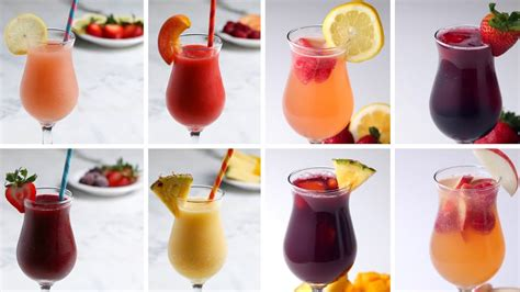 8 fruity frozen sangrias 8 fruity frozen sangrias for healthy treats