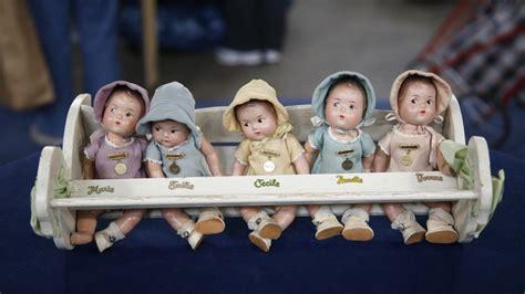 dionne quintuplet dolls rocker ca  antiques