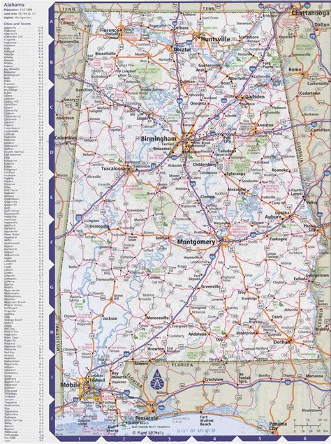 State Of Alabama Records State Map Of Alabama My