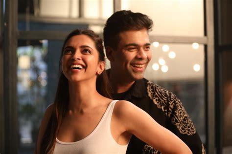 deepika padukone jio ad karan johar directs deepika padukone for his first ad film